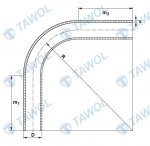 Tawol products - bend elbows