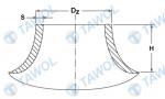 Produkty Tawol - krocce siodłowe