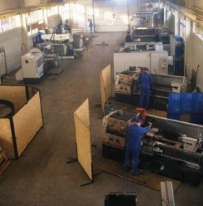 hala produkcyjna Tawol